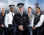 WARNING: Embargoed for publication until 02/06/2015 - Programme Name: The Met - Policing London - TX: n/a - Episode: Generics (No. n/a) - Picture Shows: EMBARGOED UNTIL 00:01HRS, TUESDAY 2ND JUNE, 2015 PC Andy Perversi, Detective Sergeant Tracey Miller, Chief Superintendent Victor Olisa, Commissioner Sir Bernard Hogan Howe, Detective Sergeant Bob Dolce, PC Sonia Rochester - (C) BBC - Photographer: Steve Brown